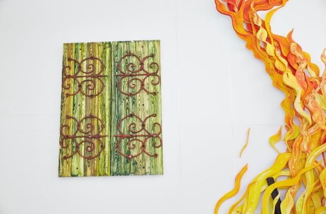 fire rapunzel etail